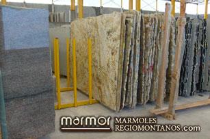 Marmor distribuidor de placas de piedra de granito para for Granito natural precios